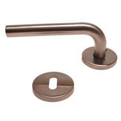 Rustfri stålhåndtag