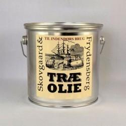 træ olie