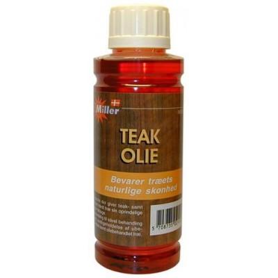 Teak olie indendørs