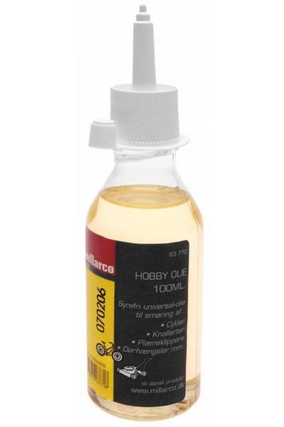 syrefri olie