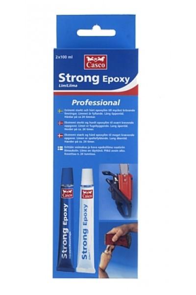 Strong epoxy