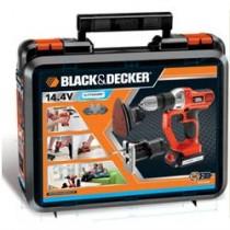 skruemaskine fra Black + Decker