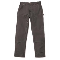 Carhartt Double front work dungaree farve Gravel-20