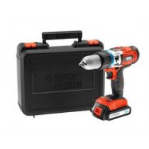 black + decker skruemaskine
