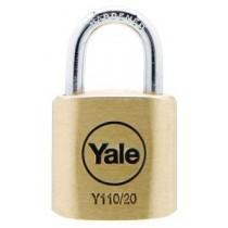 Yale hængelås 20 mm-20