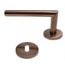 dørhåndtag i rustfri stål