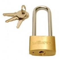 Hængelås med 3 nøgler-20