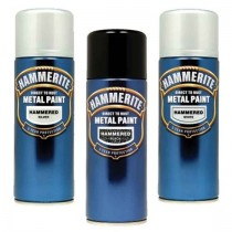 Hammerite spray
