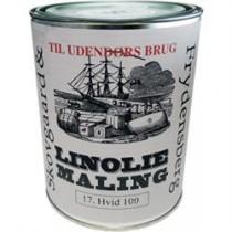 Linoliemaling til udendørs brug