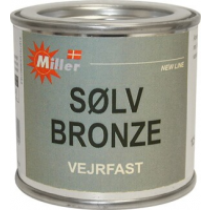 Sølv maling 125 ml-20
