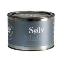 Sølv maling vandbaseret 1/2Liter-20