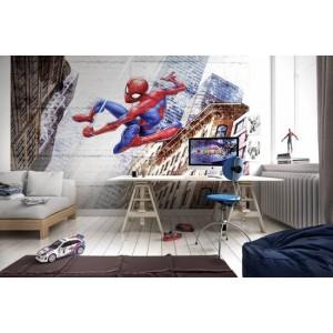 spider-man fototapet