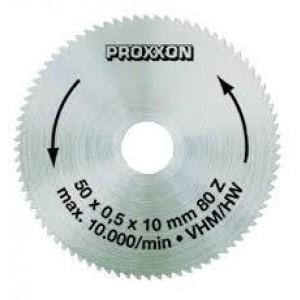 Proxxon Hårdmetalsavklinge (gennemgående)-20