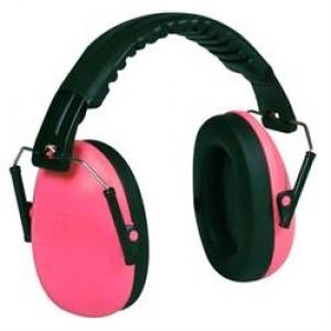 Junior høreværn pink-20