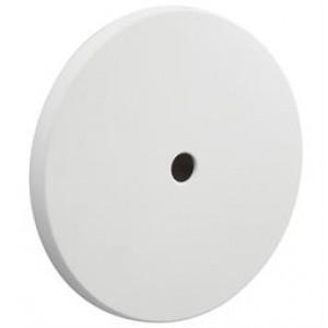 Dæksel til lampeudtag Ø80 mm hvid-20
