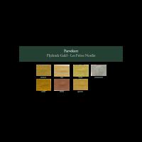 Farvekort flydende guld