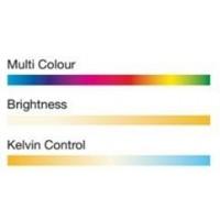 RGB farver for el pære
