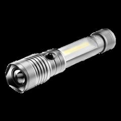 Lommelygte LED med sidelys