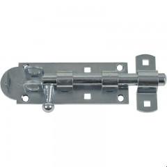 Skudrigle - 130X45MM T/hængelås -elforzinket