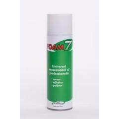 Foam7 - Rengøring på spray