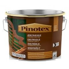 Pinotex Ædeltræsolie sort 2,5L RESTLAGER