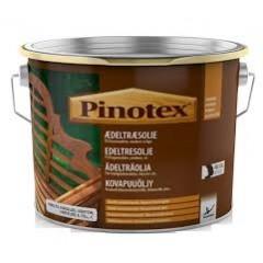 Pinotex Ædeltræsolie Sort RESTLAGER