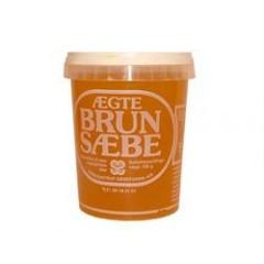 Ægte brun sæbe 500 g