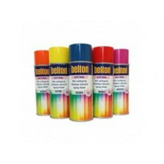 Belton spraymaling