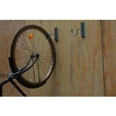 Cykelophæng lodret