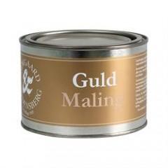 Guld maling vandbaseret - Tivoliguld 1/2 L