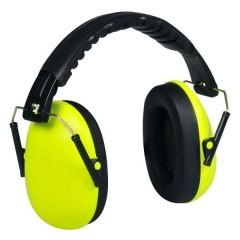 Junior høreværn Lime