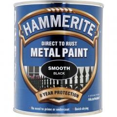 Metal maling - Hammerite 750 ml
