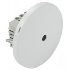 Lampeudtag 80 mm hvid