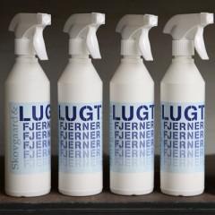 Lugtfjerner - spray