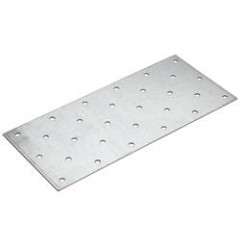 Normplade/hulplade 40x120x2,0 mm