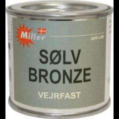 Sølv maling 125 ml