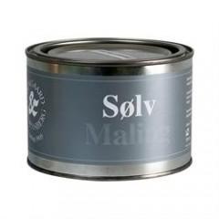 Sølv maling vandbaseret 1/2Liter