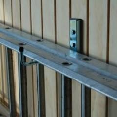 Stigeholder Dobbelt rustfri stål