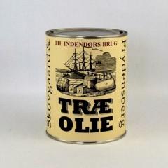Træ Olie til indendørs brug 1l.